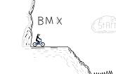 BMX - First Map Mountain Ride