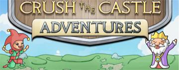 Crush the Castle: Adventures
