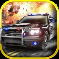 3D Police Drag Racing Driving Simulator
