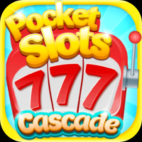 Pocket Slots Cascade featuring Tumbling Reels