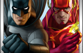 Batman &amp The Flash Hero Run