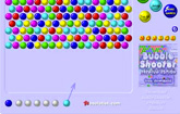 bubble shooter whale