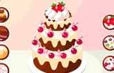 Happy Cake Decor