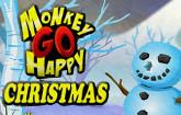 Monkey Go Happy Christmas