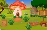 Mushroom Squirrel Escape