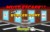Must Escape Burger Joint