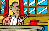 Obama Hellboy 2