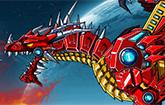 Robot Fire Dragon