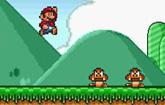 Super Mario Brothers Flash