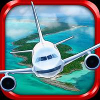3D Plane Flying Parking Simulator Game