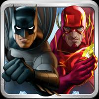 Batman &amp The Flash Hero Run