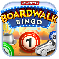 Boardwalk Bingo A MONOPOLY Adventure
