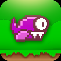 Flappy Monster Free