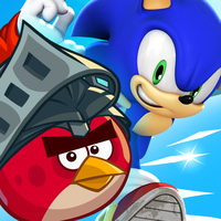 Sonic Dash Angry Birds Epic Takeover