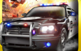 3D Police Drag Racing Driving Simulator