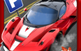 3D Sports Cars Parking Simulator