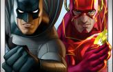 Batman & The Flash Hero Run