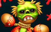 Buddyman Halloween Kick