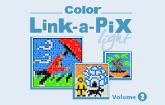 Color Link-a-Pix: Volume 2