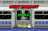Must Escape Subway