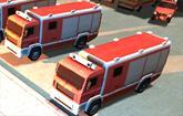Park It 3D: Fire Truck